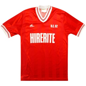 1983-84 Bristol City Home Shirt (Excellent) S