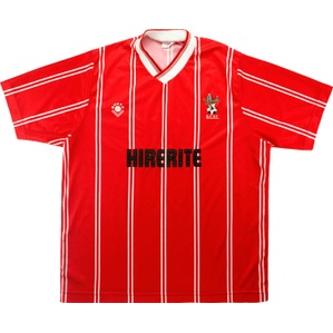 1988-90 Bristol City Home Shirt (Excellent) XL