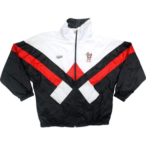 1990-92 Bristol City Bukta Shell Jacket (Excellent) XS