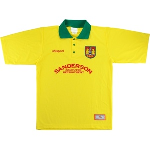 1998-99 Bristol City Away Shirt (Excellent) XXL