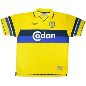 1998-00 Brondby Home Shirt (Excellent) XL