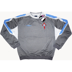 2006-07 Celta Vigo Umbro Training Sweat Top *BNIB*