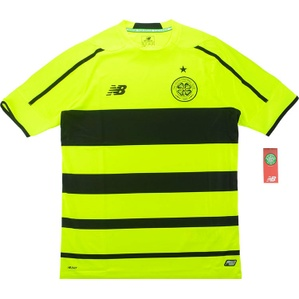 2015-16 Celtic Third Shirt *BNIB* S