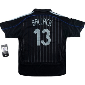 2006-07 Chelsea CL Third Shirt Ballack #13 *w/Tags* M.Boys