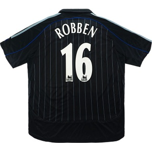 2006-07 Chelsea Third Shirt Robben #16 (Excellent) XL