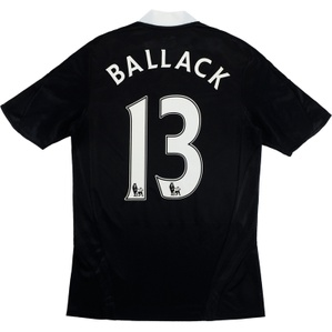 2008-09 Chelsea Away Shirt Ballack #13 (Very Good) M