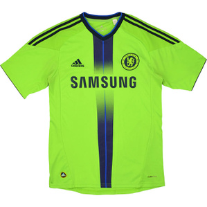 2010-11 Chelsea Third Shirt (Very Good) L