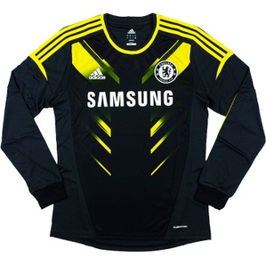 2012-13 Chelsea Third L/S Shirt (Fair) M