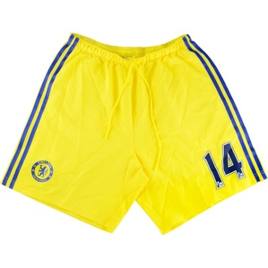 2014-15 Chelsea Player Issue Away Shorts #14 *As New* M