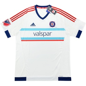 2016 Chicago Fire Away Shirt *BNIB*