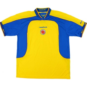 2001-03 Colombia Home Shirt *Mint* M
