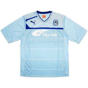 2012-13 Coventry Home Shirt (Very Good) L