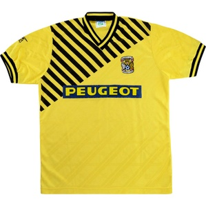 1989-91 Coventry Away Shirt (Very Good) L