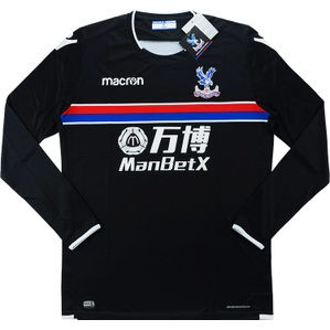 2017-18 Crystal Palace Away L/S Shirt *BNIB*