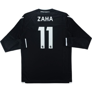 2017-18 Crystal Palace Away L/S Shirt Zaha #11 *w/Tags*
