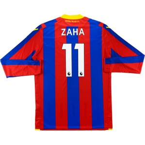 2017-18 Crystal Palace Home L/S Shirt Zaha #11 *w/Tags*