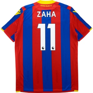 2017-18 Crystal Palace Home Shirt Zaha #11 *w/Tags*