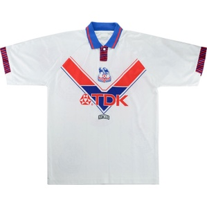 1995-96 Crystal Palace Away Shirt (Good) L