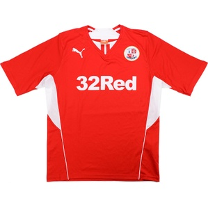 2013-14 Crawley Home Shirt (Excellent) M