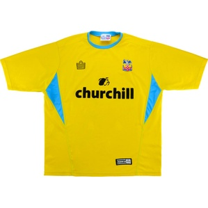2003-04 Crystal Palace Away Shirt (Very Good) L