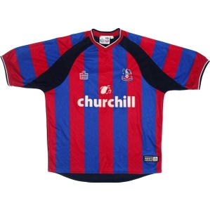 2003-04 Crystal Palace Home Shirt (Excellent) L