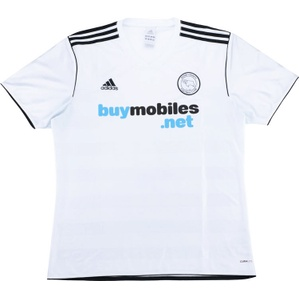 2011-12 Derby County Home Shirt (Very Good) L
