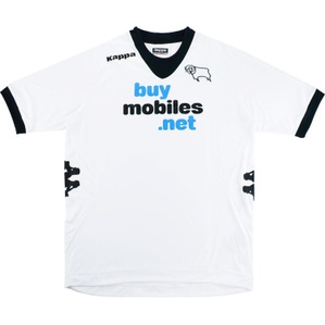 2012-13 Derby County Home Shirt (Excellent) XXL