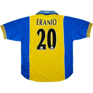 1999-01 Derby County Away Shirt Eranio #20 (Excellent) L