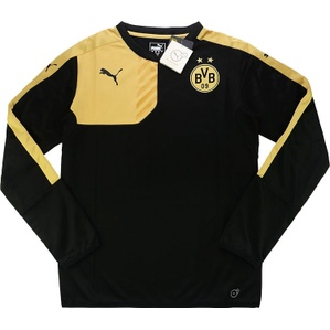2015-16 Dortmund Puma Training Sweat Top *BNIB*