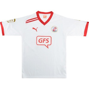 2011-12 Crawley Town Away Shirt (Excellent) M