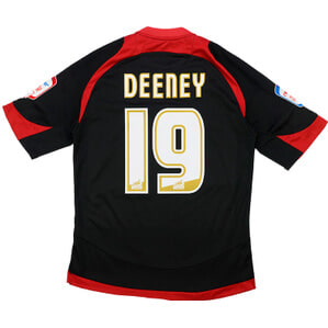 2008-09 Walsall '120 Years' Away Shirt Deeney #19 (Excellent) S