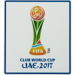 2017 FIFA Club World Cup UAE 2017 Player Issue Patch