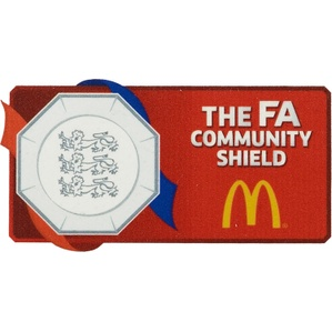 2015-16 The FA Community Shield Player Issue Patch - Arsenal v Chelsea