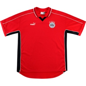 2000-02 Egypt Home Shirt (Good) M