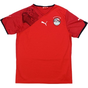 2010-11 Egypt Home Shirt (Very Good) S