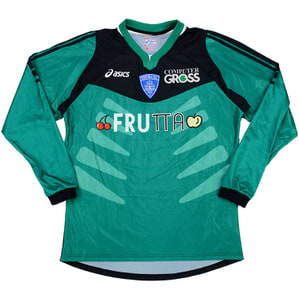 2006-07 Empoli GK Green Shirt *As New* L