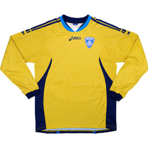 2008-09 Empoli GK Gold Shirt #1 (Bassi) *As New* L