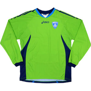 2008-09 Empoli GK Green Shirt #1 (Bassi) *As New* L