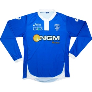 2010-11 Empoli Home L/S Shirt (Excellent) L