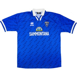 1998-99 Empoli Match Issue Home Shirt #7