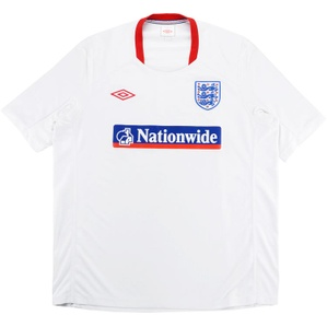 2010-11 England Umbro Training Shirt (Very Good) XL
