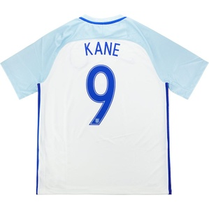 2016-17 England Home Shirt Kane #9 *w/Tags*