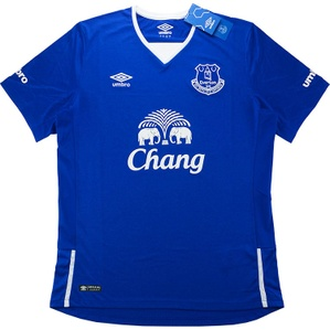 2015-16 Everton Home Shirt *BNIB*
