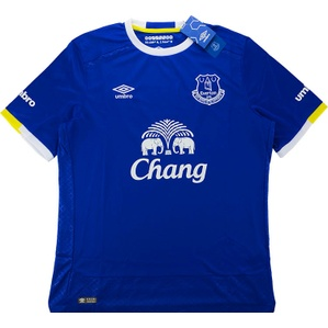 2016-17 Everton Home Shirt *BNIB*