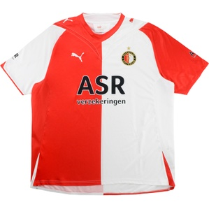 2009-10 Feyenoord Home Shirt (Very Good) XL