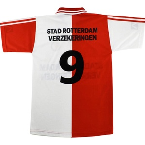 1994-96 Feyenoord Home Shirt #9 (Excellent) XL.Boys