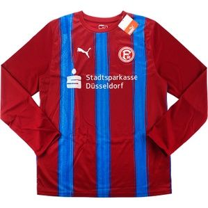 2010-11 Fortuna Dusseldorf Away L/S Shirt *BNIB*
