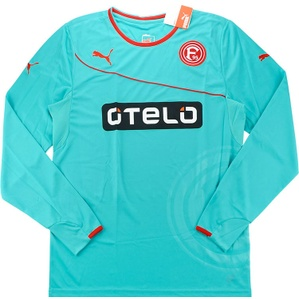 2013-14 Fortuna Dusseldorf Player Issue Third L/S Shirt *BNIB*