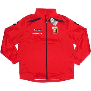 2012-13 Genoa Player Issue Primavera Training Rain Jacket *BNIB* L