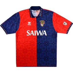 1992-94 Genoa Home Shirt (Excellent) XL